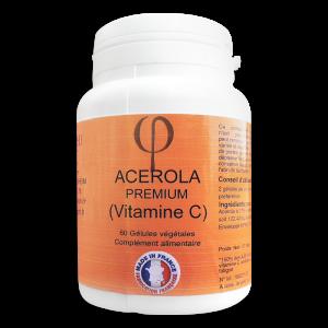 Acérola Premium – Vitamine C